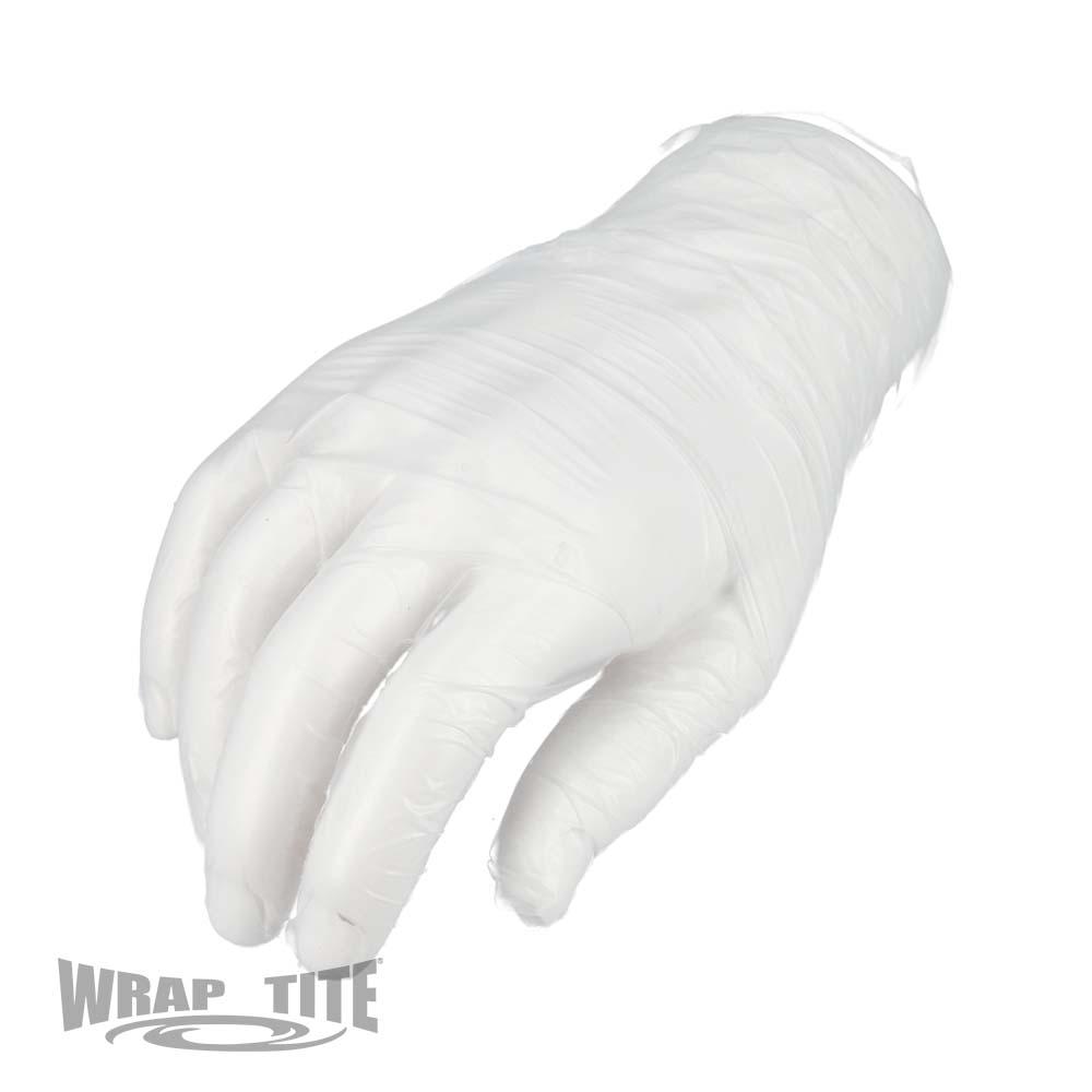 Clear VINAL Gloves