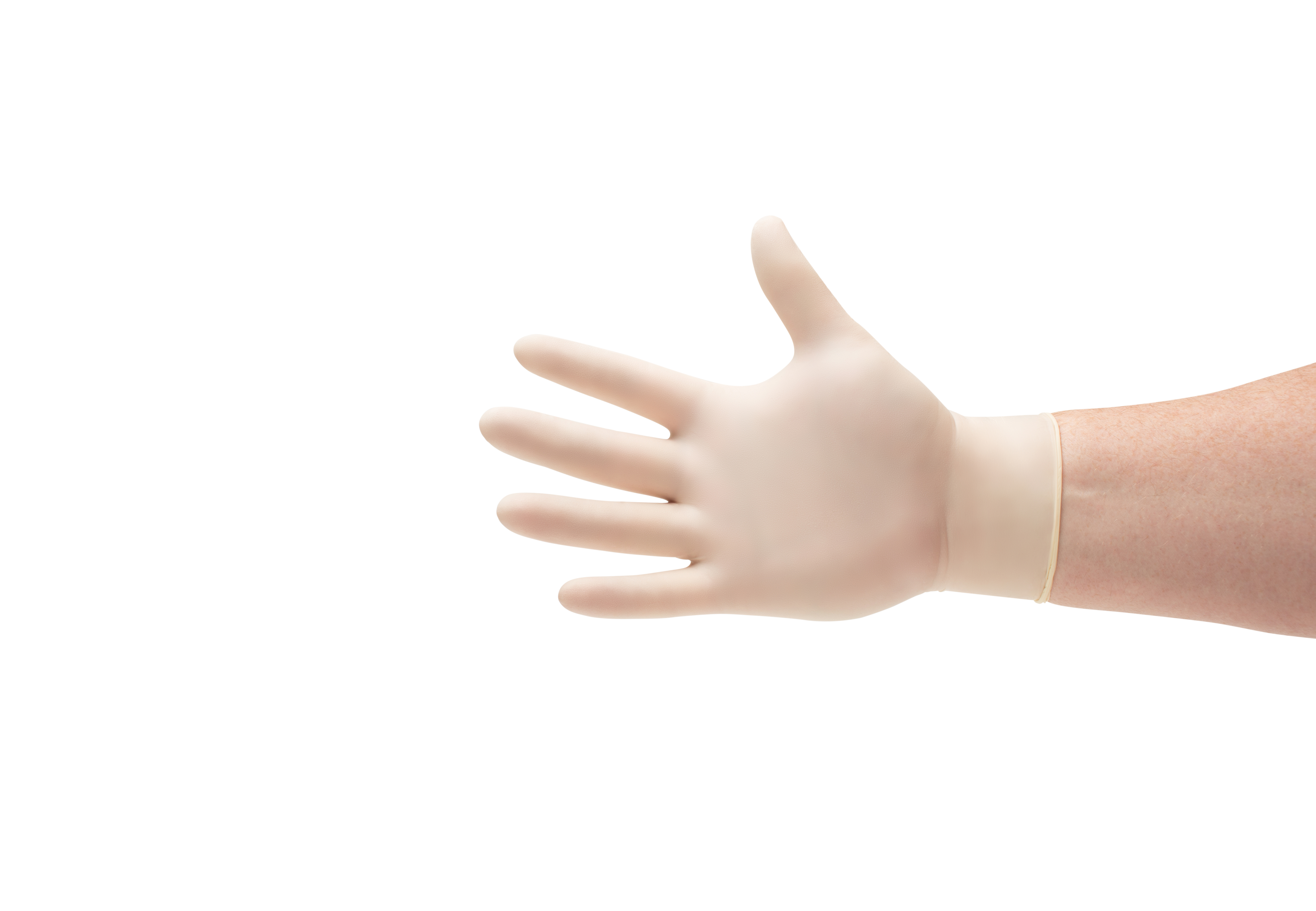 Disposable Latex Industrial Gloves Non-Examination