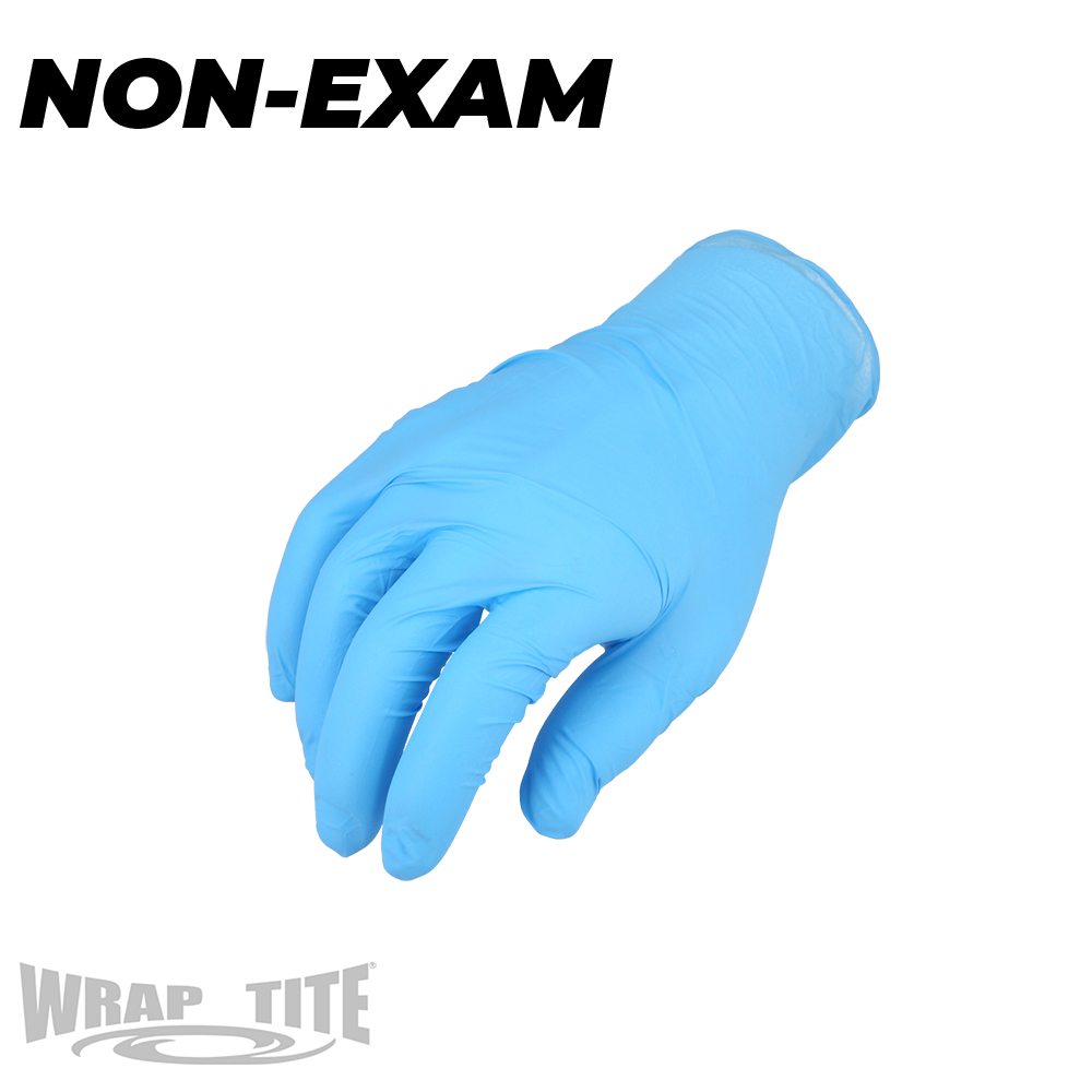 Blue Nitrile