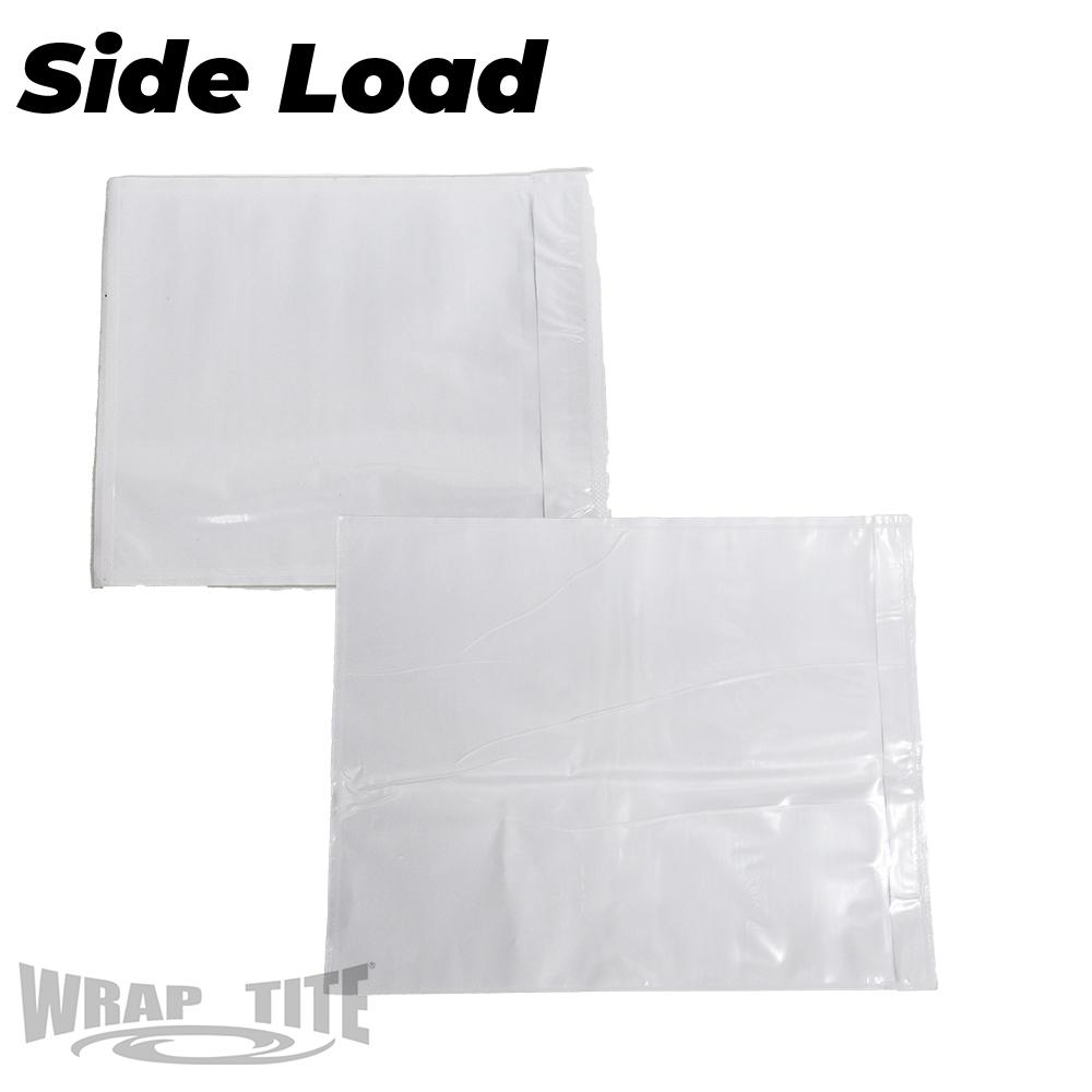 Plain face back side load