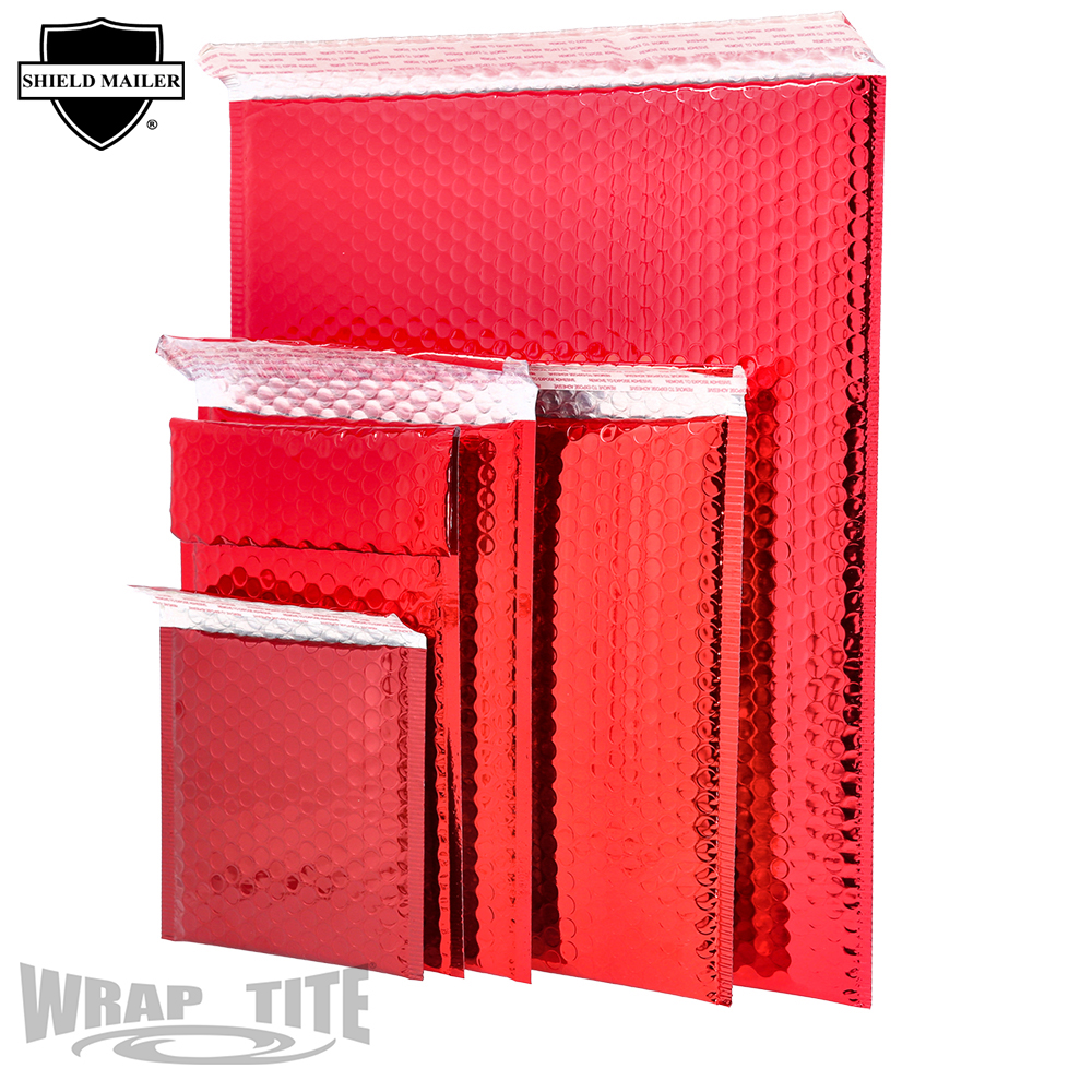 Red Bubble Mailers