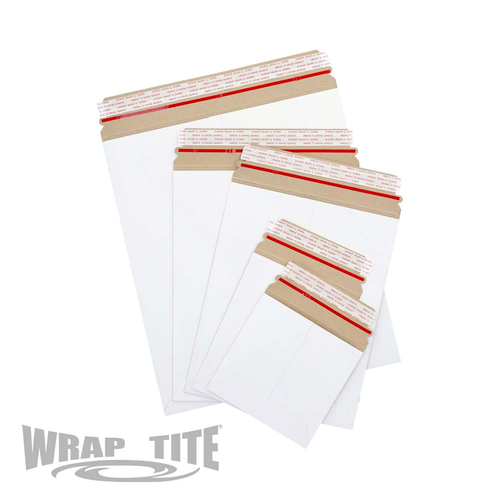 White SF Mailers
