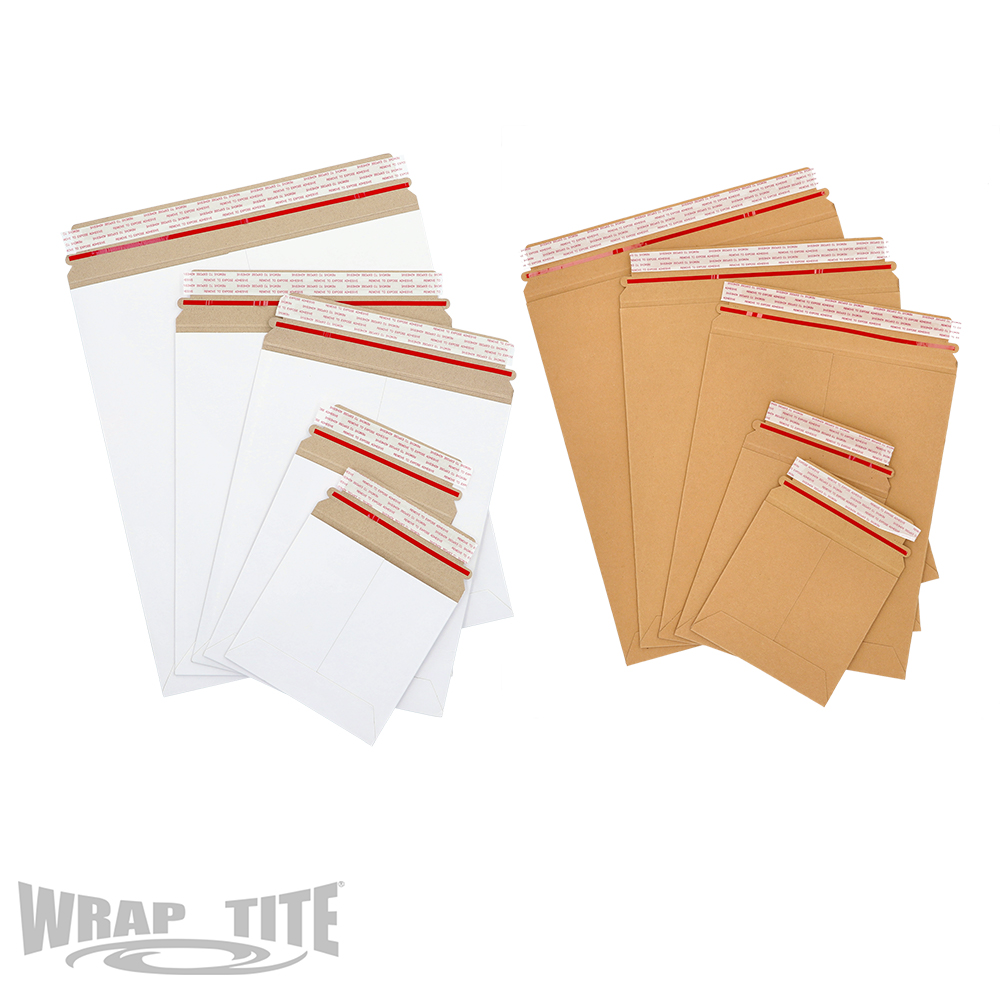 Stay Flat Mailers
