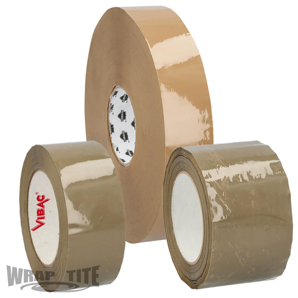 Tan Hotmelt Tape
