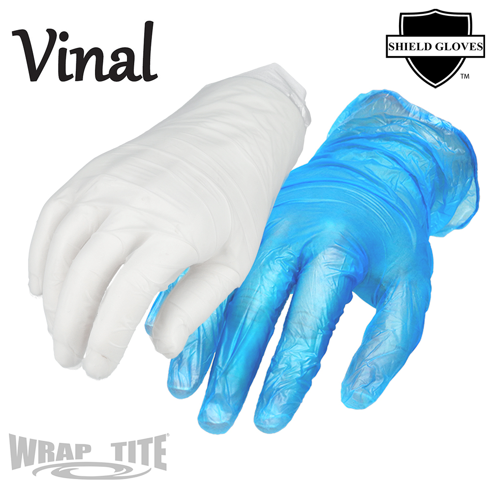 Disposable VINAL Gloves Non Examination