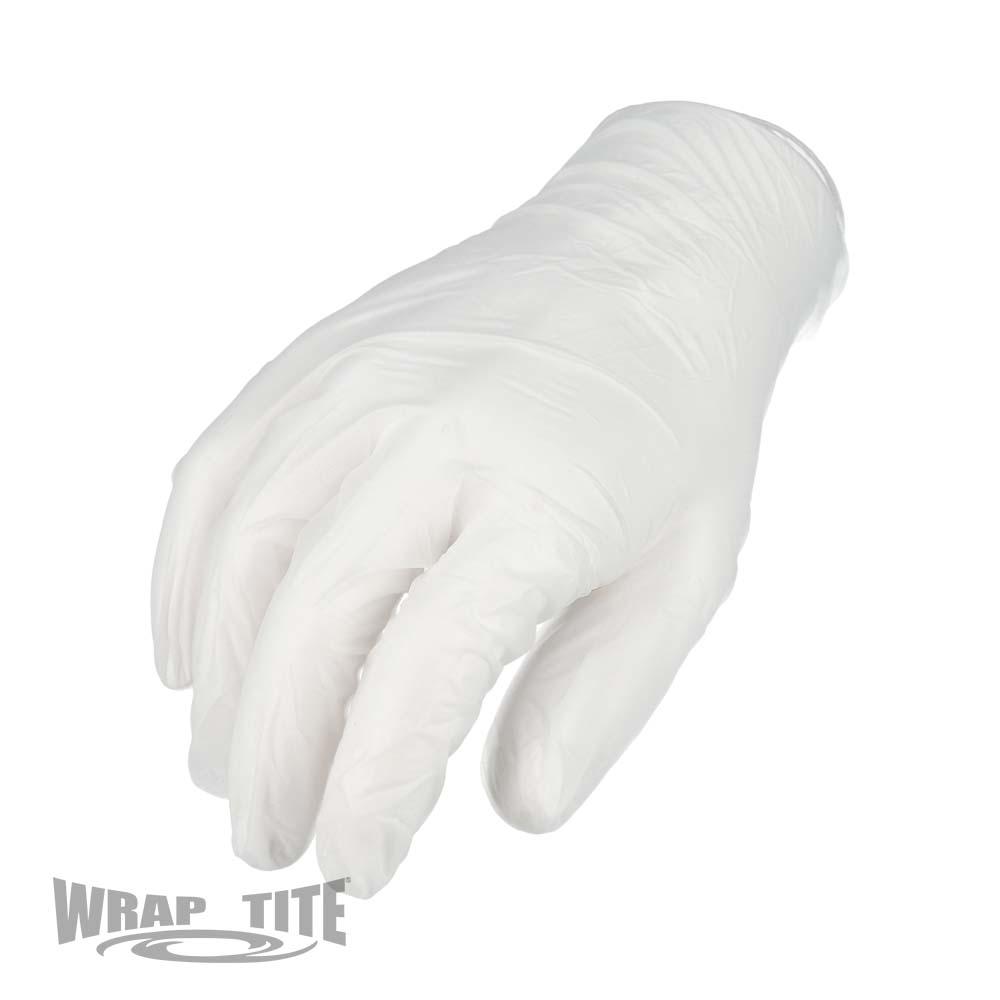 Powdered Vinyl Gloves