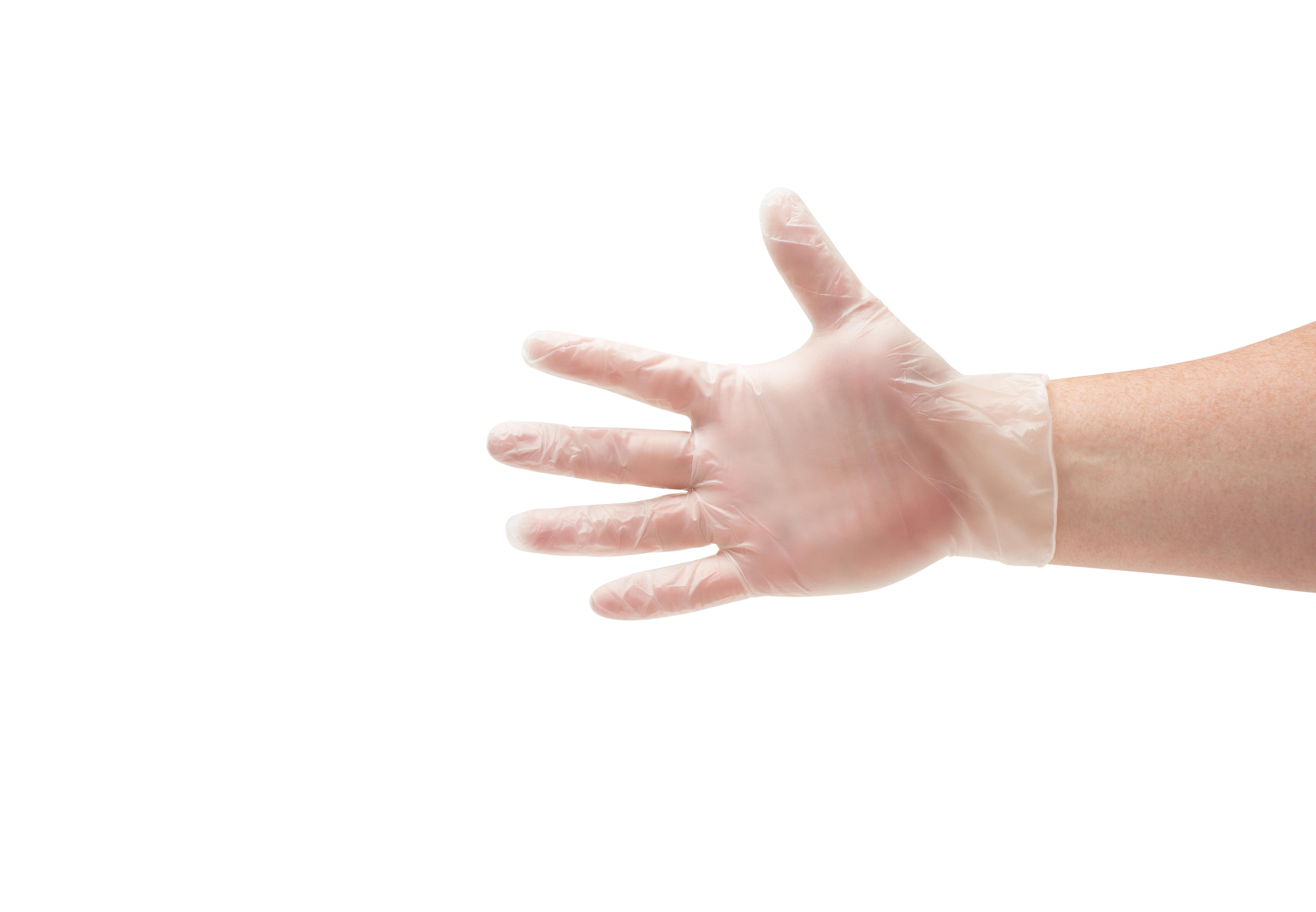 Disposable VINAL Gloves Non Examination