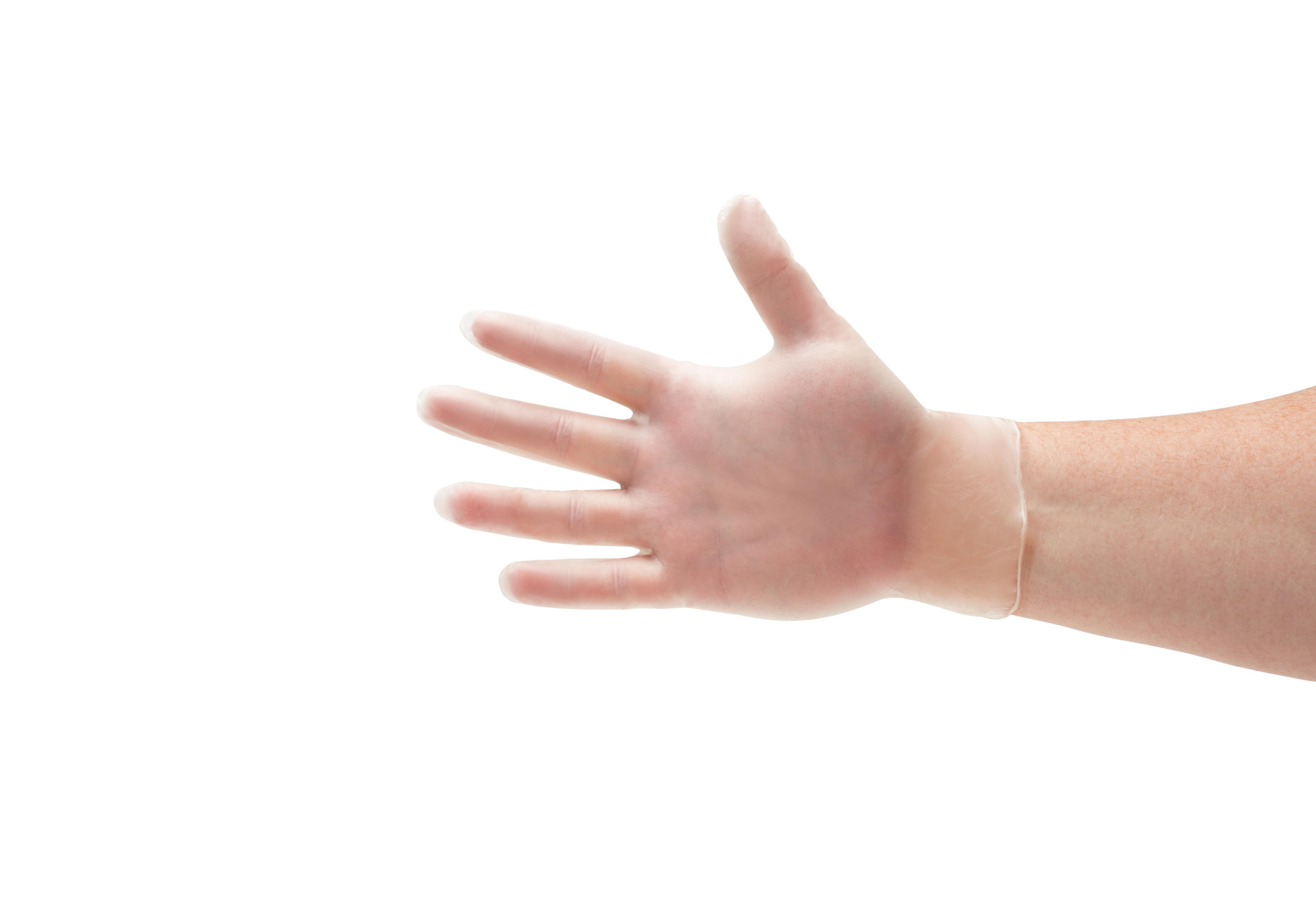 Disposable Vinyl Exam Gloves AQL 1.0