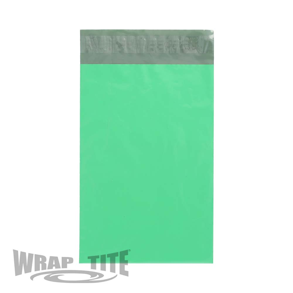 Green Poly Mailer