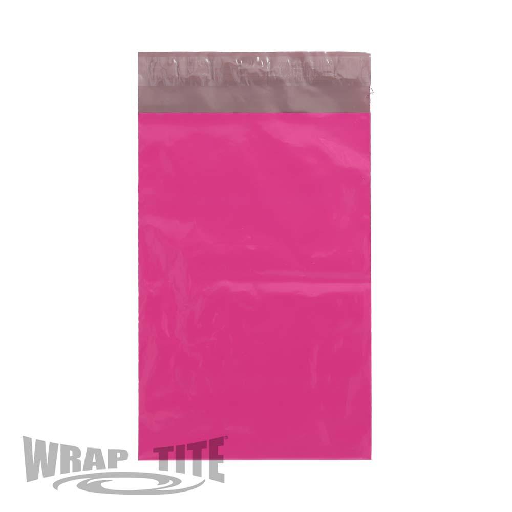 Pink Poly Mailer