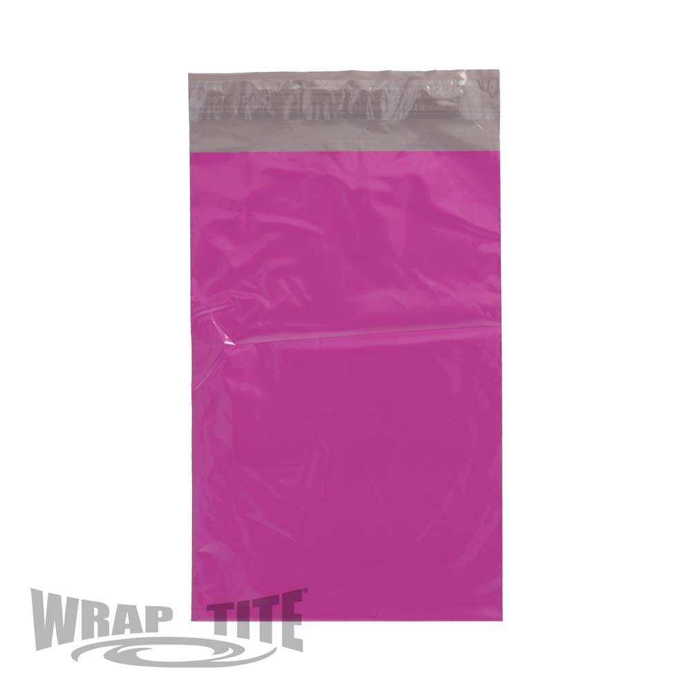 Purple Poly Mailer