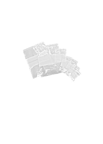 4 Mil White Block